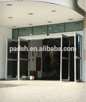 antipanic sliding door system