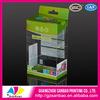 high transparent auto lock bottom plastic acetate box
