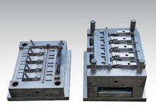 injection molds Aluminum Foil Container Mould