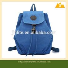 Professional manufacturer vintage canvas backpack wholesale