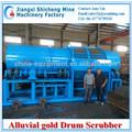 Bonne qualité alluviales gold machine à laver pour les mines d'or, gold mining equipment pour la vente