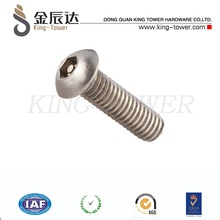 stainless steel screws and fasteners factory (with ISO and RoHs certification)