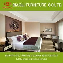China Manufacture hotel furniture teak wood modern bed designs