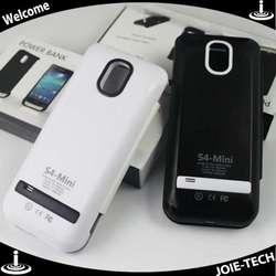 Hot sale 2600mah Extended Battery Case For Samsung S4 Mini i9190