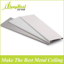 Incredible aluminum integrated ceiling