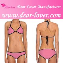 Sexy Women's Triangle imported brazilian bikinis