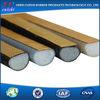 Adhesive backed wood door seal strip