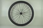 DASHINE BIKE 1K/3K/UD finished carbon wheels 50mm clincher/tubular wheelset Bicycle rims+Novatec hubs+CN spokes