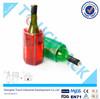 Microwavable gel wine bottle Cooler Bags