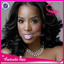 Popular full cuticle body wavy good quality factory price brazilian hair in dubai cambodian hair full lace wig