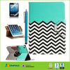 High quality Fashion skin leather case for ipad air