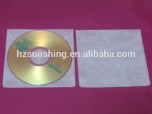 wholesale hot sale high quality CD DVD bag commercial CD binder sleeve