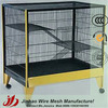 Cheap small coated pet rabbit cage
