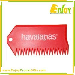 Bespoke Platic Surf Wax Comb