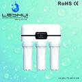 Cerámica del monte filtro de agua del fregadero que hace la máquina de arena filtro de agua potable