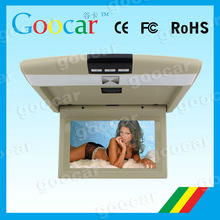 2014 new products 10.1 inch roof car lcd monitor with hdmi input