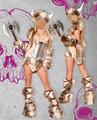 vendita calda www ragazza sesso caldo peloso costumi animali donne sexy