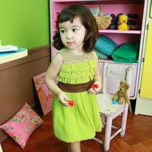 2014 summer fashion design spanish dresses for girls mix order wholesale