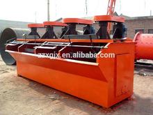 Energy saving widely-used mining flotation machine flow chart