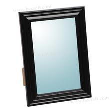 Black cheap plastic mirror frames for desktop