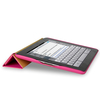 3 folding stand high quality for ipad 2 leather case