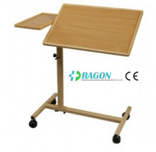2014 Convenient bed table!!hospital bed table;table eat in the bed DW-OB003