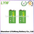 9V 6F22 battery SUPER HEAVY DUTY