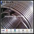 Auron / HEATWELL UL SGS ASTM A269 de acero inoxidable 304L de petróleo y gas purificada tubos / SS 304L aceite purificada bobinadora / SS 304L tubería de aceite