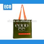 wholesale laminated non woven shopping bag