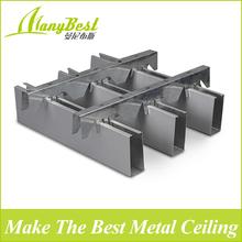 2015 new u shape baffle aluminum ceiling