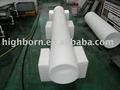 Grande diâmetro tubo de quartzo de indústria solar