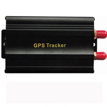 sms reset gps tracker tk103 free software & SD card slot & Engine cut off tracker