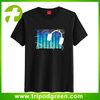 programmable battery pack sound activated led t shirts