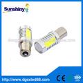 Lámparas de auto 1156 automático de luz led auto s25 cree bombilla de coche de la policía luces 12v/24v 2 años de garantía