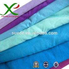 Nylon/Polyester Microfiber Suede Fabric