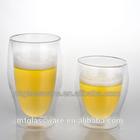 Double wall tumbler beer mug metal, germany sublimation glass beer mug