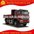Sinotruck sağ sürüş altın Prens 6 tekerlek 4x2 damperli kamyon