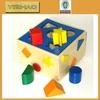 China supplier YZ-wb0001 high quality laser cut block cube