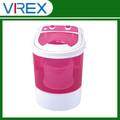 2014 новый продукт одной ванной автоматический портативный мини стиральная машина