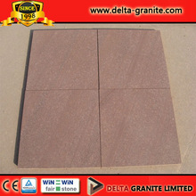 Competitive top grade red paving stone with own quarry, cheaper red paving stone with timely delivery