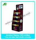 customized cd display box carton