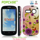 case covers for alcatel one touch OT4033