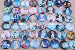 Cheap price frozen family Elsa/Anna/Olaf/Hans/Sven princess/princes pendants in wholesale!!