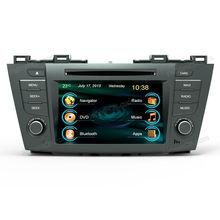 Car DVD Player with Auto DVD GPS & Bluetooth & Navigator & Radio for Mazda 5