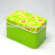 food grade coffee tin box manufacture