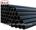 longueur standard de tuyaux pehd tuyau en plastique hdpe grand