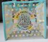 2014 nice printing foldable shopping bag for sale
