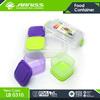 LB 0310 promotion gift cute plastic picnic set for salad