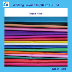 Crepe tissue paper , popular wrapping gift and fruit wholesale