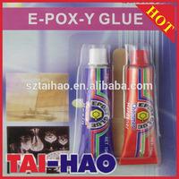 epoxy wood glue in blister card cyanoacrylate adhesive AB glue 30ML